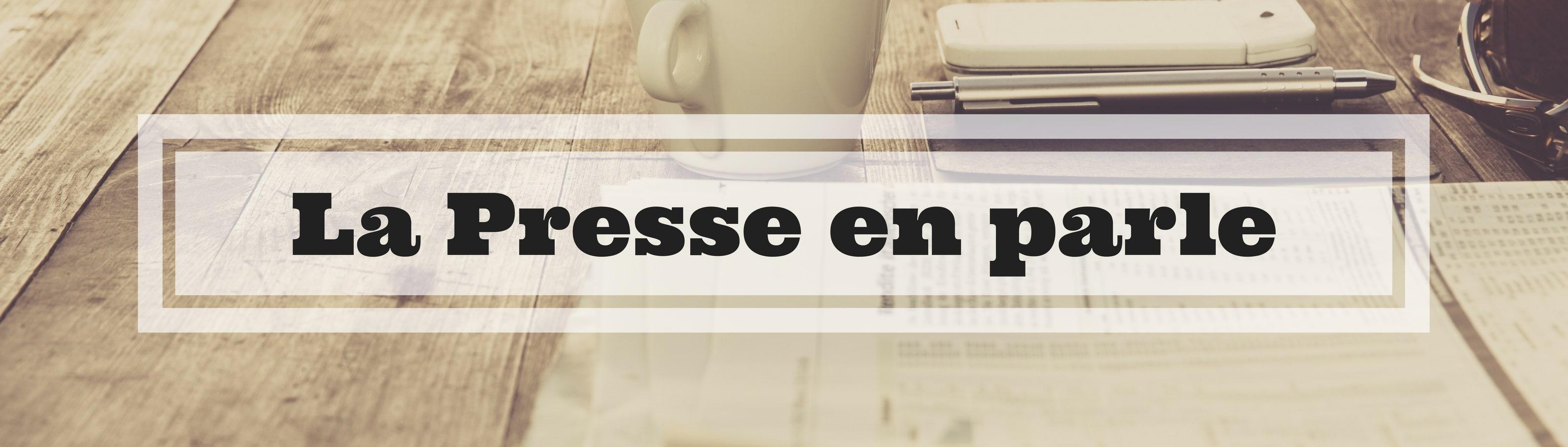 La Presse en parle / Interview / Laurie Audibert / Coach Holistique pour Entrepreneuses abondantes et alignées
