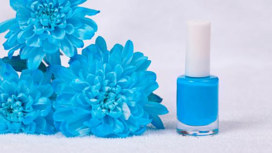 Couleur bleue-chromothérapie