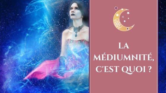 La médiumnité,c'est quoi / Laurie Audibert / Coach Holistique & Business Witch