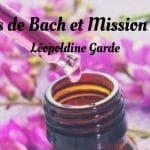 Fleurs de Bach et Mission de Vie
