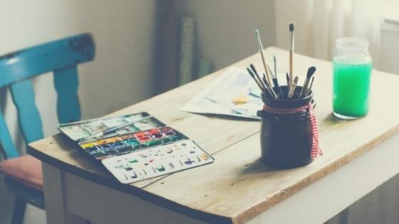 peindre / Laurie Audibert / Coach Holistique