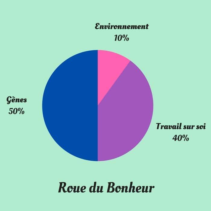 Roue du Bonheur / Laurie Audibert / Coach Holistique