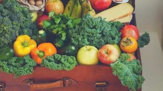 aller au marché, un geste écologique / Laurie Audibert / Coach holistique