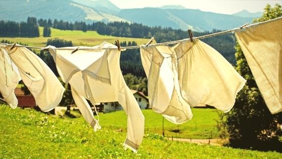 faire sa lessive écologique/ Laurie Audibert / Coach Holistique