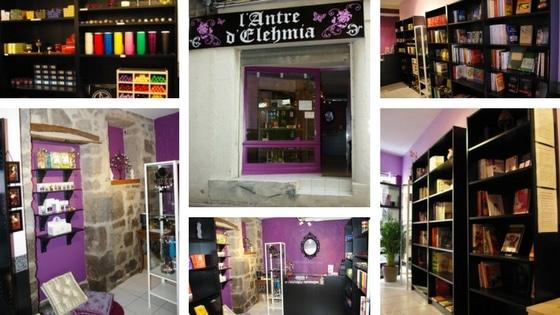 Ma bibliothèque ésotérique en Agde / Laurie Audibert / Coach Holistique