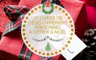 10 Livres de développement personnel à offrir à Noël