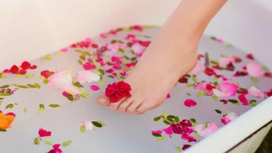 Prendre un bain pour réduire le stress / Laurie Audibert / Coaching professionnel
