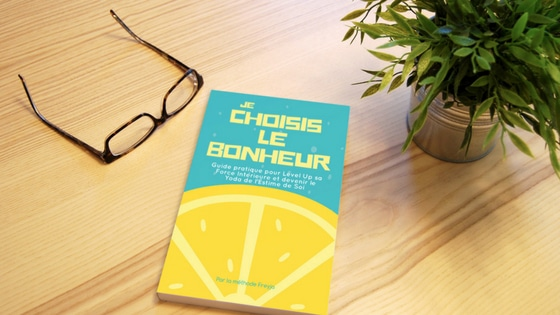 Livre positif - Ophélie- Thérapeute énergétique et coach - Laurie Audibert - Coach pour entrepreneuses