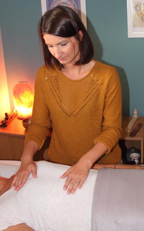 Marianne, thérapeute énergétique