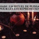 Samhain: Un rituel de puissance pour les Entrepreneuses