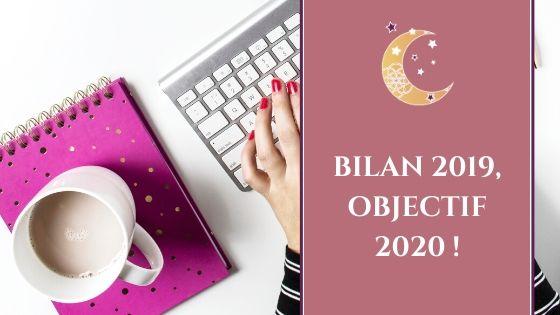 Bilan 2019, objectif 2020 / Laurie Audibert, Coach pour Entrepreneuses