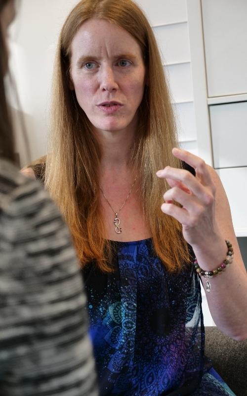 Sylvie Rossenfosse - Interview d'entrepreneuse