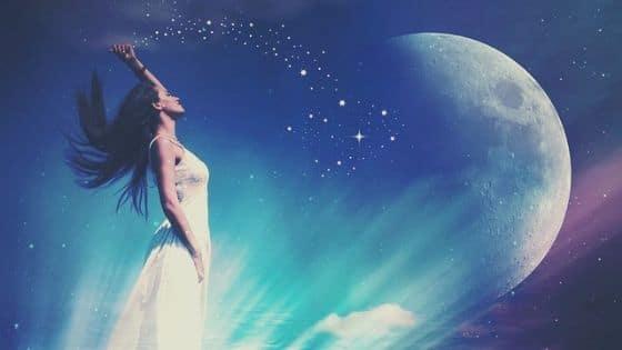 Pleine Lune _ 3 rituels magiques pour développer votre business / Laurie Audibert / Business Witch