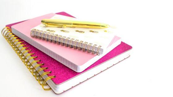 50 idées de listes à réaliser dans votre carnet / Laurie Audibert, Coach pour Entrepreneuses Spirituelles