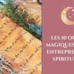 Les 10 outils magiques d'une entrepreneuse spirituelle
