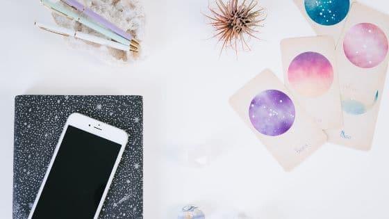 Outils magiques d'une entrepreneuse spirituelle / Laurie Audibert, Coach en Entrepreneuriat Féminin