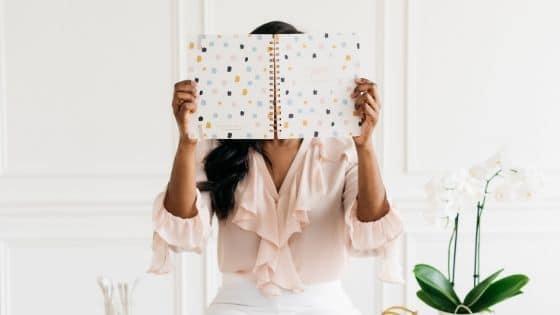 Questions pour remplir votre business journal / Laurie Audibert, Coach holistique pour Entrepreneuses Spirituelles et ambitieuses