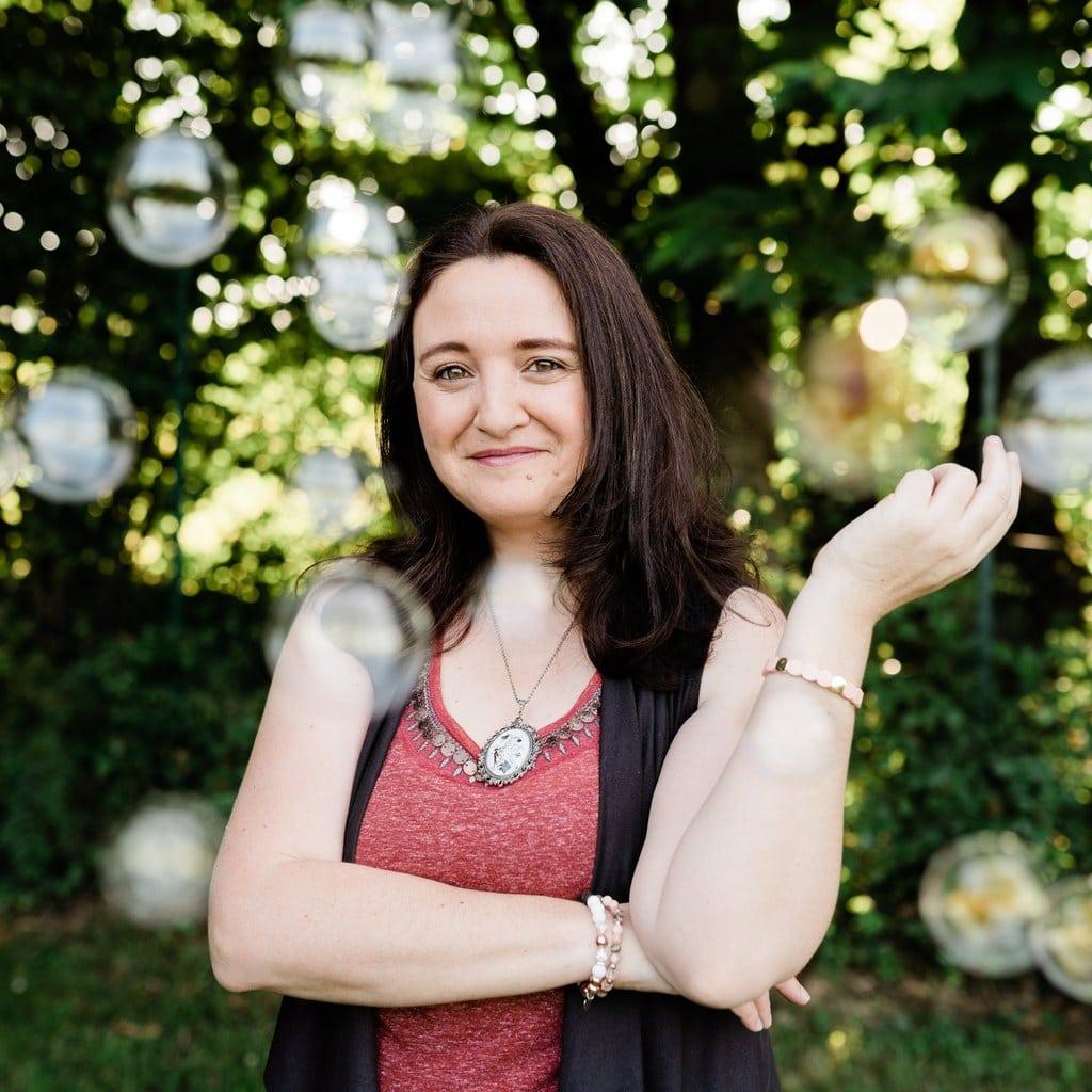 Laurie Audibert / Coach Holistique & Business Witch pour Entrepreneuses Spirituelles