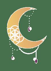 Bougie sur fond clair - Petite / Laurie Audibert / Coach Holistique pour Entrepreneuses Spirituelles